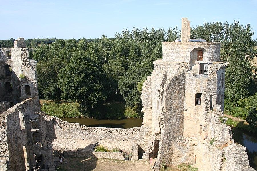 Château de la Hunaudaye (Classement)