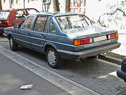 volkswagen santana wikipedia