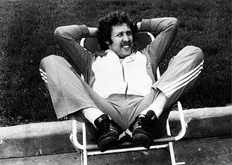 Władysław Kozakiewicz - Kozakiewicz in 1980.