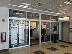 WISAG baggage office, Schonefeld Airport.jpg