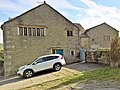 Waggoner Tunstead Farmhouse, Bacup rear.jpg