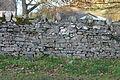 Wal garreg Cwm ieithon Uchaf dry stone wall, Wales.JPG