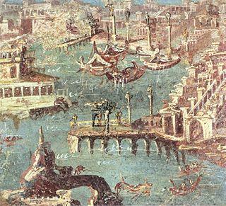 Stabiae Ancient Roman town