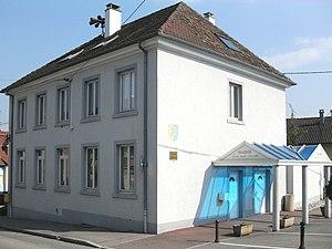 Waltenheim - Image: Waltenheim, Mairie