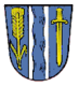 Coat of arms of Aresing