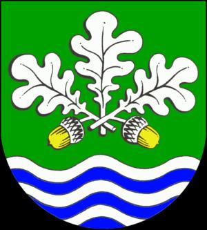 Ecklak - Image: Wappen Ecklak