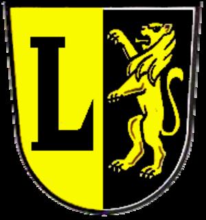 Lorch (Württemberg) - Image: Wappen Lorch Wuerttemberg