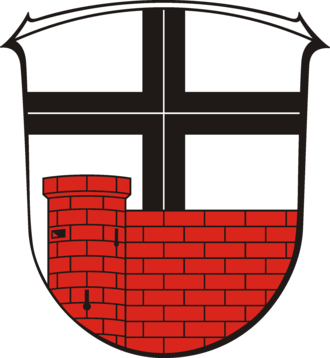 Rasdorf - Image: Wappen Rasdorf