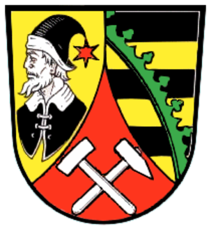 Stockheim - Image: Wappen Stockheim Bayern