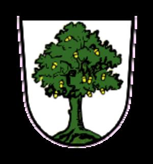 Altenstadt, Swabia - Image: Wappen von Altenstadt