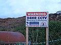 Warning Sign - geograph.org.uk - 173127.jpg