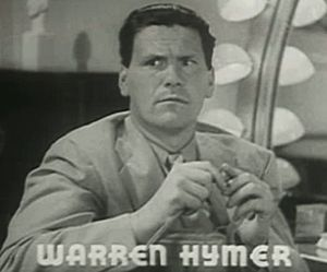Hymer, Warren (1906–1948)