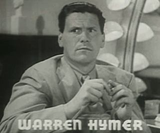 Warren Hymer American actor