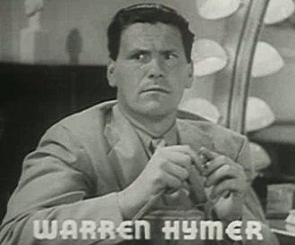 Warren Hymer - Hymer in Meet the Boyfriend
