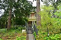 Washington Governor's Mansion - approach from Capitol Building complex 01.jpg