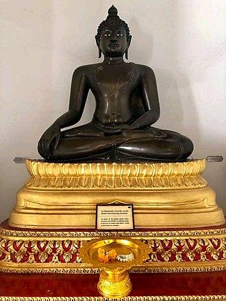 Wat Benchamabophit - Buddha.