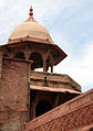 Watch tower (Agra Fort)-2.jpg