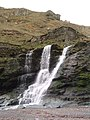 Waterfall at Tintagel - geograph.org.uk - 713184.jpg
