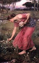Waterhouse, JW - Narcissus (1912).jpg