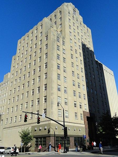 Wake County Akins Building