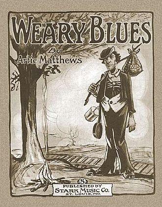 Weary Blues - Image: Weary Blues Cover Stark