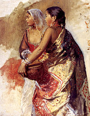 Two Nautch Girls
