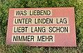 Weg in Loosdorf 356 Tafel 07 in A-2133 Loosdorf.jpg