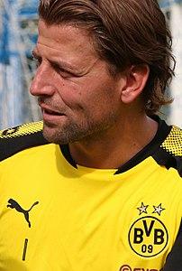 Maglia Home Borussia Dortmund Roman Bürki