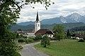 Wernberg Gottestal Pfarrkirche hl. Margareta und Friedhof 02072006 01.jpg