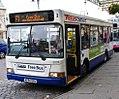 Wessex Connect bus 5501 (KP54 BYU) 2005 Alexander Dennis Dart Alexander Dennis Pointer, Bristol, 25 June 2011.jpg