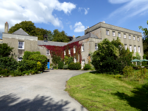 West Ogwell - West Ogwell House in 2017, former manor house of West Ogwell, completed in 1790 by Pierce Joseph Taylor (1754-1832). Since 1996 known as Gaia House
