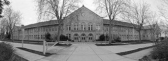West Seattle High School - West Seattle High School