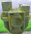 West face. Kirkhall Scottish Sundial, Ardrossan. 1795..JPG