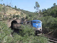 Westbound Southwest Chief on Raton Pass.jpg