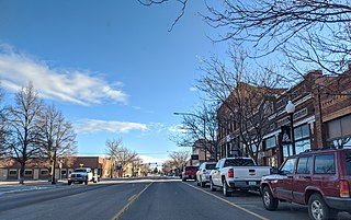 Wheatland, Wyoming Town in Wyoming, United States