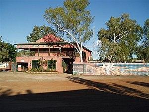 Whim Creek, Western Australia - The iconic Whim Creek Pub, c. 2007