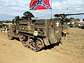 White halftrack Dixie Clipper, hoodno USA W40203865-S pic1.JPG