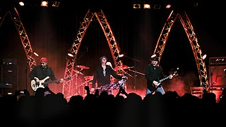 Whitecross (band) - Whitecross in 2013