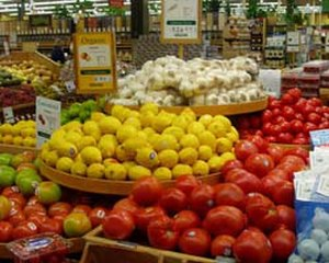 Whole Foods Market - Produce in a Cary, North Carolina store