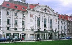 Vienna Symphony - Image: Wiener Konzerthaus 2003