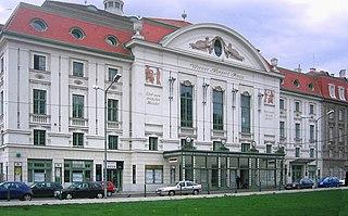 Konzerthaus, Vienna concert hall in Vienna, Austria