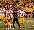 Will Andrew taking signals from sideline vs USCIMG 4397.jpg
