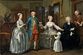 William Hogarth The Western Family, c.1738. National Gallery of Ireland..jpg