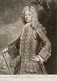 William North, 6th Baron North English soldier and Jacobite