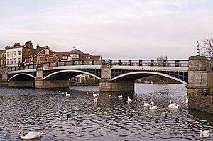 Windsor Bridge - Windsor Bridge