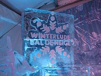Winterlude - Image: Winterlude Bal de neige (387479407)