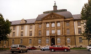 University of Würzburg cover