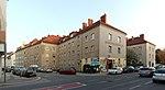 Housing complex Silbergasse 2-4