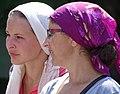 Women at Celebration of Christianization of Rus' (July 28) - Kiev - Ukraine - 02 (43645334642).jpg