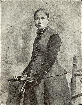 Frances Harper - Image: Women of distinction remarkable in works and invincible in character (1893) (14598047448)